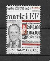 Dänemark  2000 Mi 1263  Ereignisse Des 20. Jahrhunderts  Gestempelt - Dänemark