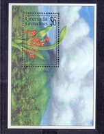 Orchideen – Grenada/Grenadinen (107-116) - Orchideen