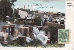 Mexico / Mexique - Jalapa - Paseo El Dique - 1908 - Mexique