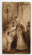 Viareggio (Lucca) - Santino Antico RICORDO CRESIMA Di VETTOR GALLETTI 1932 (Marcato SPES 283) - OTTIMO P92 - Religione & Esoterismo