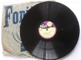 Fonit  - 1954   Nr. 14183. Giacomo Rondinella - 78 Rpm - Schellackplatten