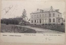 Gistoux Château Dumonceau - Chaumont-Gistoux