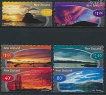 Neuseeland 1698-1703 (kompl.Ausg.) Postfrisch 1998 Landschaften (9276715 - Nuova Zelanda