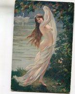 SALON DE PARIS(FEMME) NUE - Pintura & Cuadros