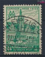 Sowjetische Zone (All.Bes.) 165A Y Gestempelt 1946 Leipziger Messe (9281044 - Zone Soviétique