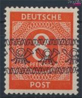 Bizonale (Allied Cast) 53I Avec Charnière 1948 Volume D'impression (9280916 (9280916 - Bizone