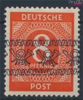 Bizonale (Allied Cast) 53I Avec Charnière 1948 Volume D'impression (9280916 (9280916 - American/British Zone