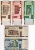B10 - BELARUS Lot De 5 Billets - Belarus