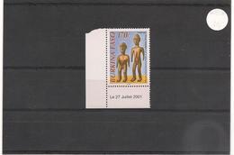 BURKINA FASO  Statuette Année 2001** - Burkina Faso (1984-...)