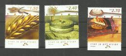 Israël N°1720 à 1722 Neufs** Cote 6 Euros - Israel