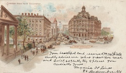 Post Office - Greater New-York Souvenir - New York City