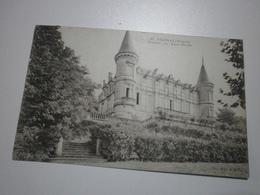 34 Pézénas, Chateau Chateau De Saint Martin (7925) - Pezenas