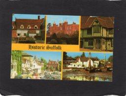 83291    Regno Unito,    Historic  Suffolk,  VGSB  1980 - Non Classés