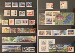 2016 ** Jahresserie Schweiz Komplett Postfrisch / Série Annuelle Suisse Complète Neuve - Suisse