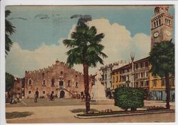 Portogruaro - Piazza Della Repubblica - Italia