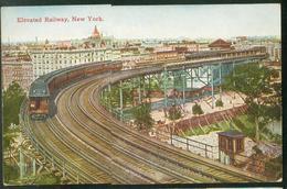 Elevated Railway - Transports