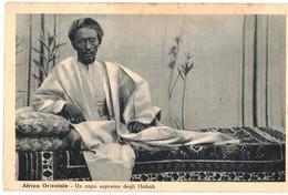 AFRICA ORIENTALE - UN CAPO SUPREMO DEGLI HABAB - Somalia