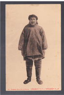 Russian Types Chukchi Man N. E. Siberia Ca 1905 OLD POSTCARD - Russie