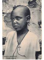 AFRICA ORIENTALE - PICCOLO CRISTIANO - Eritrea