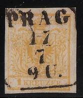 1850, Nr. 1, Luxus!    , # A1813 - Oblitérés