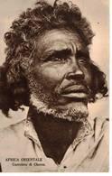 AFRICA ORIENTALE - GUERRIERO DI CHEREN - Eritrea