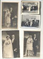 Photos Cartes Et Photos : Mariage, Mariés, Mode,... Eupen Ou Environs,... ??A SITUER  (E19) - Mode