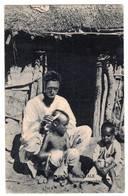 AFRICA ORIENTALE - IL PARRUCCHIERE - Eritrea