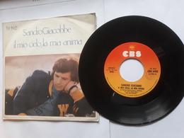 Sandro Giacobbe  -  Il Mio Cielo, La Mia Anima  - CBS -  Anno 1976.  Perfetto - Disco, Pop