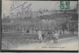 Chinon - Le Pont - Chinon