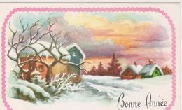 Nouvel An / Carte De Voeux. - New Year