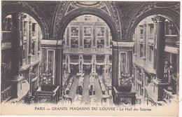 75 - PARIS - GRANDS MAGASINS DU LOUVRE - Le Hall Des Soieries - 1934 - France