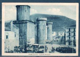 Fondi  (Latina) Castello Baronale  Viaggiata 1948 - Latina