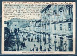 Fondi  (Latina) Porta Roma E Chiesa S.Bartolomeo  Viaggiata 1948 - Latina