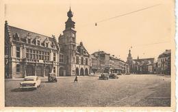 BINCHE : La Grand'Place - RARE VARIANTE - Binche