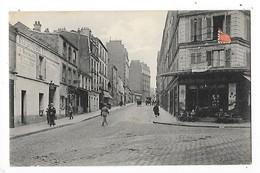 PARIS  (cpa 75)  Rue Du Château Des Rentiers  ## Très RARE ##   -  L 1 - Arrondissement: 13