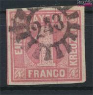 Bavière 3 Exemplaire Normal Oblitéré 1850 Paragraphe Dans District (9277150 (9277150 - Beieren