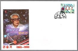 QUIMICO RI SUNG GI - VINALON - Quimica - Chemistry - SPD/FDC Corea 1998 - Química