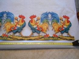 Super Découpis De Pâques Coq Tres Grand - Easter