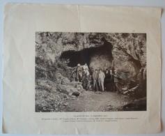 Grotte De Spy. - 1927. - MM. Fraipont Breuil Begouën Pittard Constantin Field Hamal-Nandrin - Dépliants Touristiques