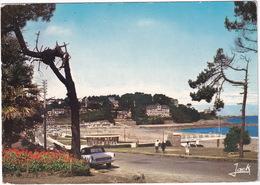 Perros-Guirec : RENAULT FLORIDE - La Plage De Trestraou - (C.-du-N.) - 1965 - Turismo