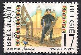 Belgien  (1997)  Mi.Nr.  2775  Gest. / Used  (9af32) - Gebraucht