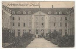 45 - ORLÉANS - Lycée Jeanne D'Arc - Façade Nord - Hôpital Auxiliaire N° 5 - 2, Rue Dupanloup - 1916 - Orleans