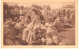 POSTAL    MARCHE ARABE - Postales
