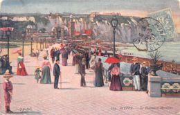 Dieppe (76) - Le Boulevard Maritime - 704 Marchand - Dieppe
