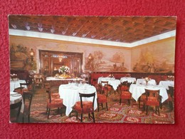 SPAIN POSTAL CARTE POSTALE POST CARD POSTCARD PARRILLA DEL HOTEL PALACE MADRID ESPAÑA ESPAGNE PALACE-GRILL VER FOTOS Y D - Hoteles & Restaurantes