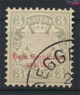 Bavière P4 Oblitéré 1876 Etat Emblem (9277111 (9277111 - Beieren