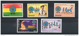 Ghana. Scoutisme - Ghana (1957-...)