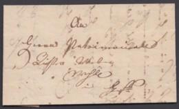 """Kleiner Brief Mit Inhalt, 1837 Nach """"Gotha"""" - Thurn Und Taxis"""