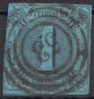 """11, Zentriert """"53"""", Oberaula - Thurn Und Taxis"""