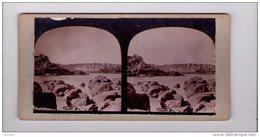 PHOTO STÉREO , Egypte, Philoé, Francis Frith , Vers 1856-1859 - Photos Stéréoscopiques